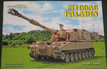 M109A6 Paladin, by Ralph Zwilling